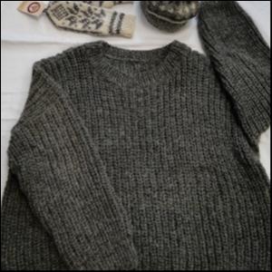 Genialny Swetry, czapki, rękawiczki, skarpety z wełny owczej IV78